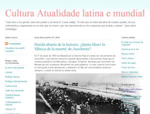 Atualidade latina no ES BLOG